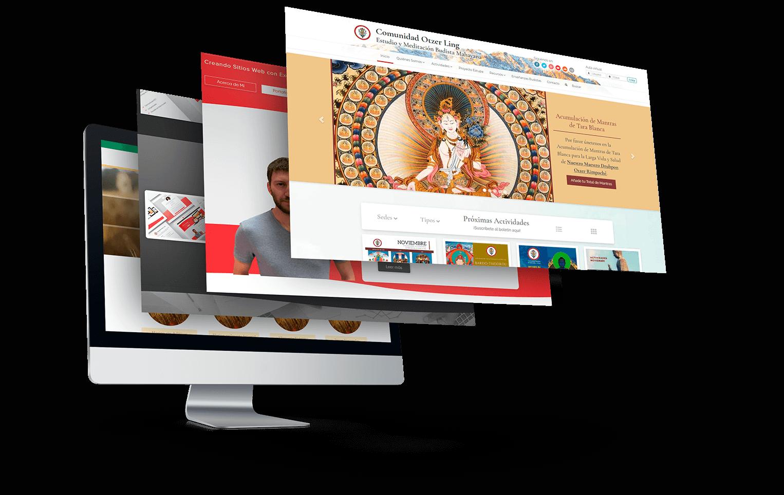 Diseños web Personalizados